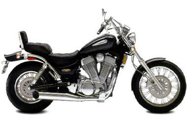 Suzuki VS 1400 INTRUDER 1998