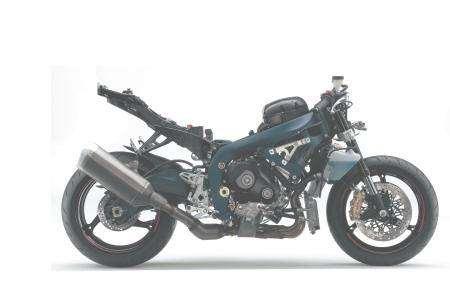 Suzuki 1000 GSX-R SERT replica