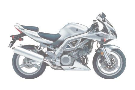 Suzuki SVS 1000