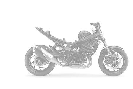 Suzuki GSX-S 750 YUGEN Titanium & Carbon