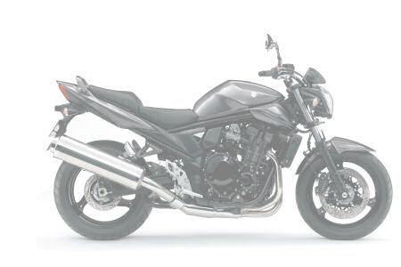 Suzuki GSF 1250 bandit N