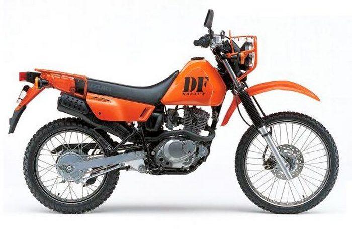 Suzuki 125 DF-E 1999 - 1