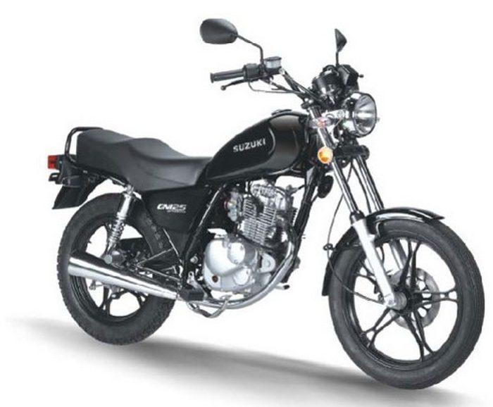 Suzuki 125 GN 1987 - 4