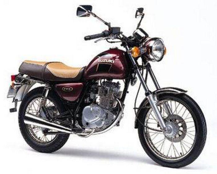 Suzuki 125 TU X super classic 1999 - 1