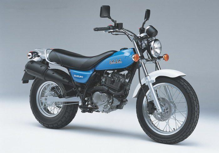 Suzuki 125 VAN VAN 2003 - 9