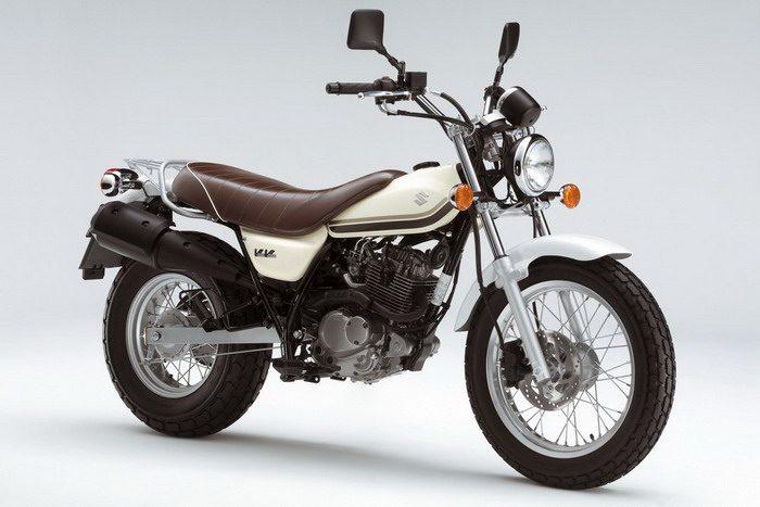 Suzuki 125 VAN VAN 2003 - 11