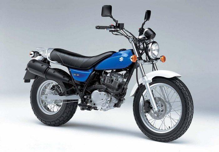 Suzuki 125 VAN VAN 2003 - 3