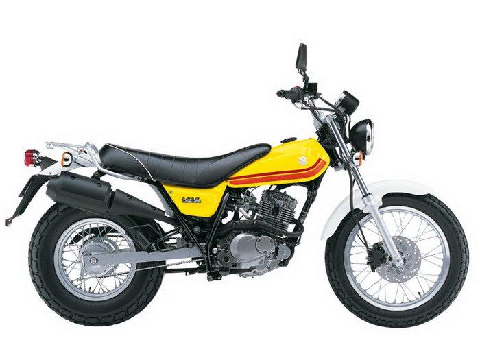Suzuki 125 VAN VAN 2003 - 7