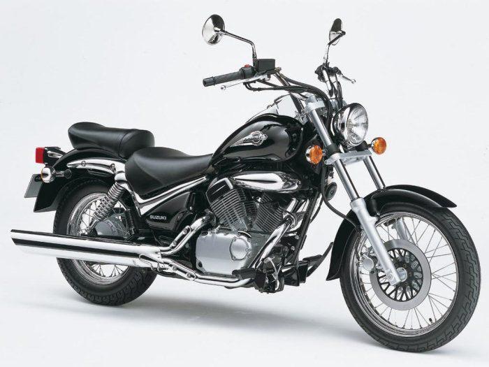 Suzuki VL 125 INTRUDER 2003 - 2