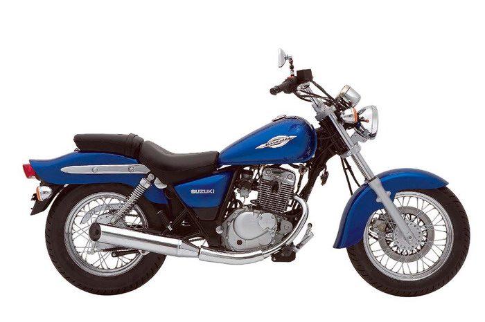 Suzuki 125 MARAUDER 2003 - 1