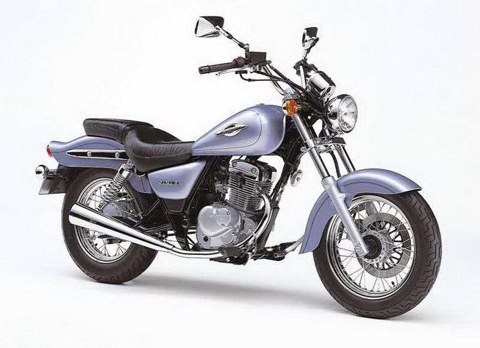 Suzuki 125 MARAUDER 2003 - 7
