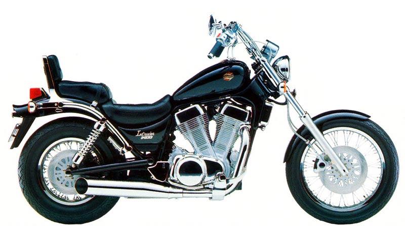 Suzuki VS 1400 INTRUDER 2003 - 1
