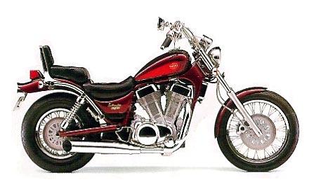 Suzuki VS 1400 INTRUDER 2003 - 2