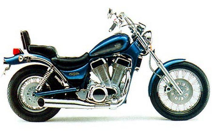 Suzuki VS 1400 INTRUDER 2003 - 3
