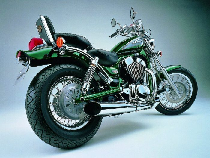 Suzuki VS 1400 INTRUDER 2003 - 8