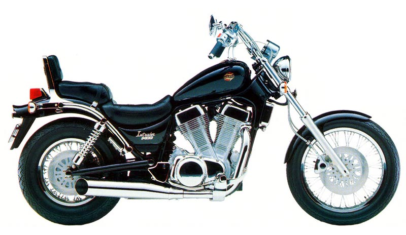 Suzuki VS 1400 INTRUDER 2003 - 1