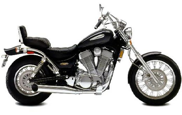 Suzuki VS 1400 INTRUDER 2003 - 4