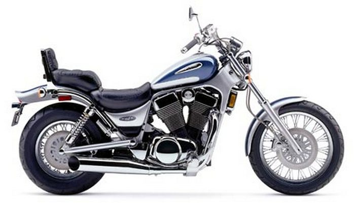 Suzuki VS 1400 INTRUDER 2003 - 6