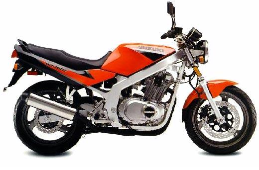 Suzuki 500 GS 2003 - 1