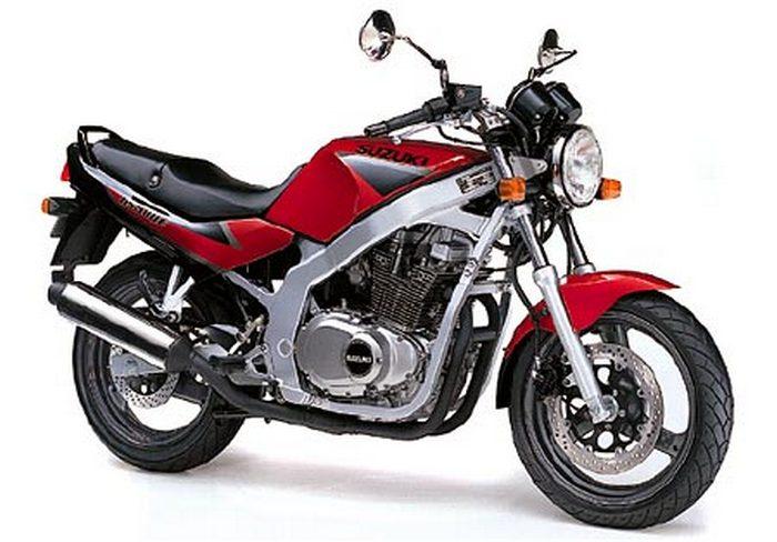 Suzuki 500 GS 2003 - 3