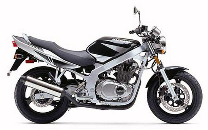 Suzuki 500 GS 2003 - 4