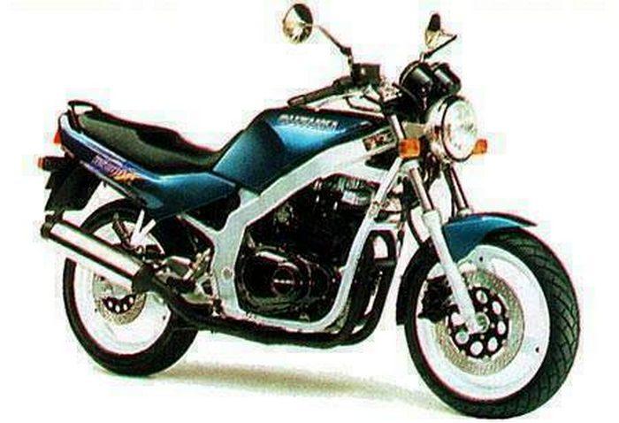 Suzuki 500 GS 2003 - 6