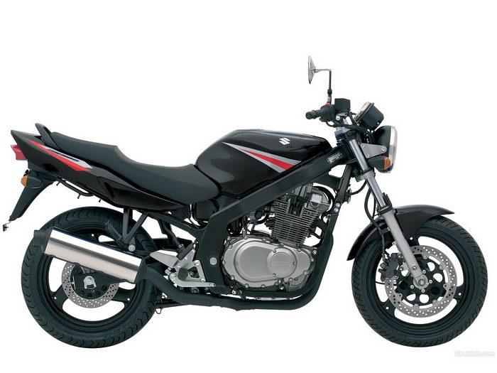 Suzuki 500 GS 2003 - 7
