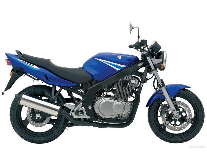 Suzuki 500 GS 2003 - 9