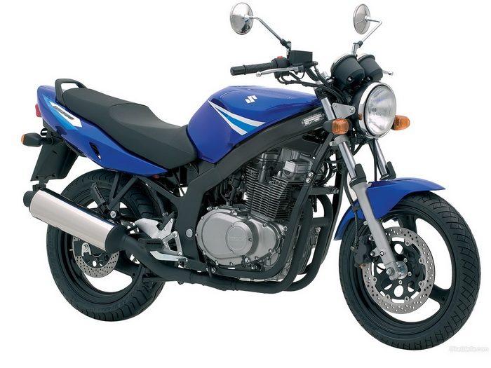 Suzuki 500 GS 2003 - 10