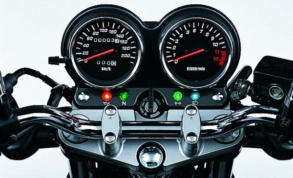 Suzuki 500 GS 2003 - 11