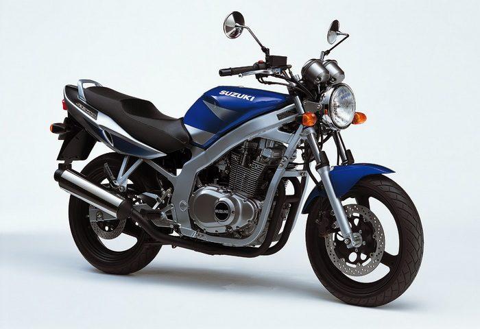 Suzuki 500 GS 2003 - 12