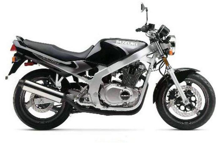 Suzuki 500 GS 2003 - 2
