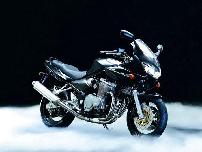 Suzuki GSF 600 Bandit N et S 2003 - 7