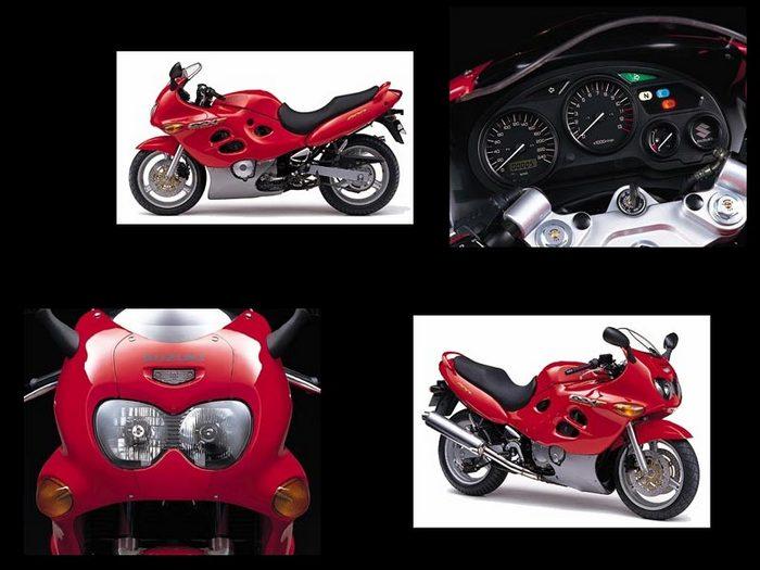 Suzuki GSX-F 600 2003 - 10