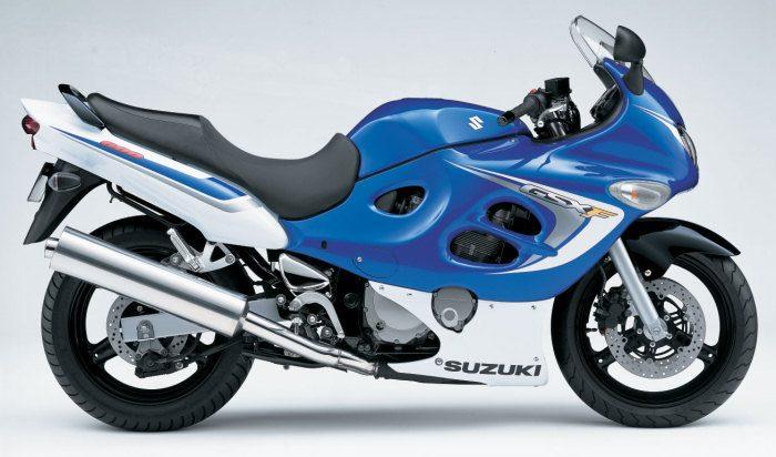 Suzuki GSX-F 600 2003 - 3