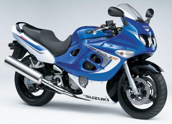 Suzuki GSX-F 600 2003 - 8