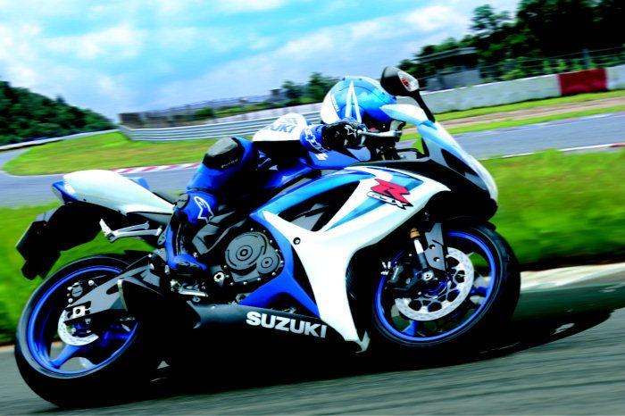 Suzuki 600 GSX-R 2007 - 6
