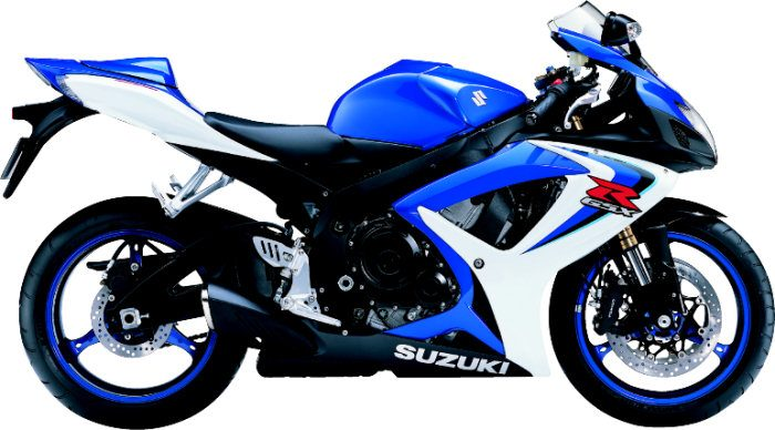 Suzuki 600 GSX-R 2007 - 15