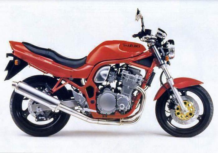 Suzuki GSF 600 Bandit N 1997 - 3