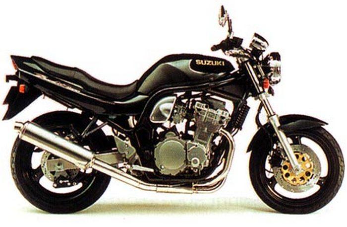 Suzuki GSF 600 Bandit N 1997 - 2