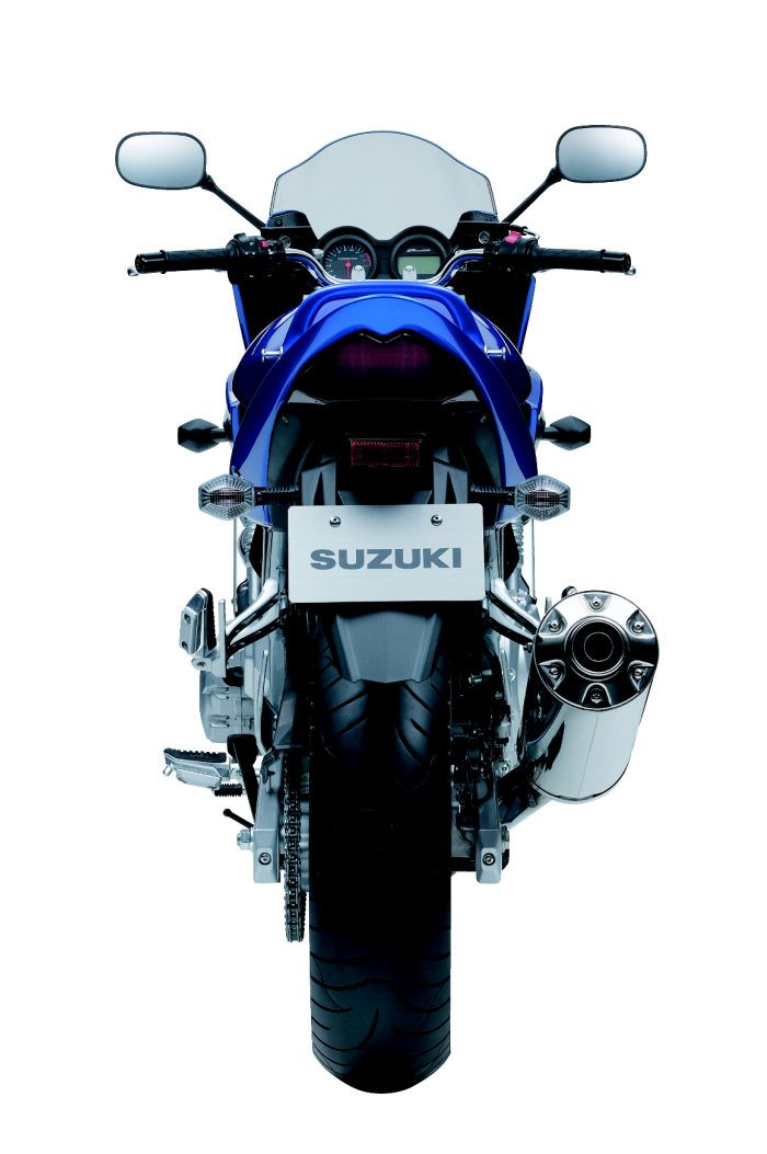 Suzuki GSF 650 Bandit N et S 2007 - 5