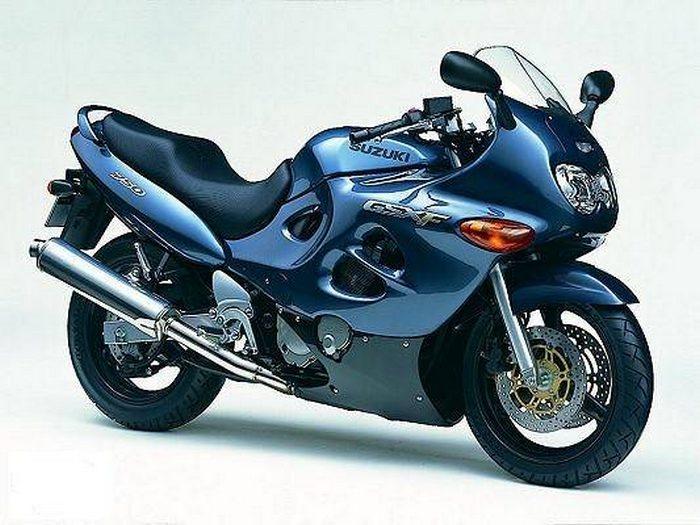 Suzuki GSX-F 750 2003 - 1