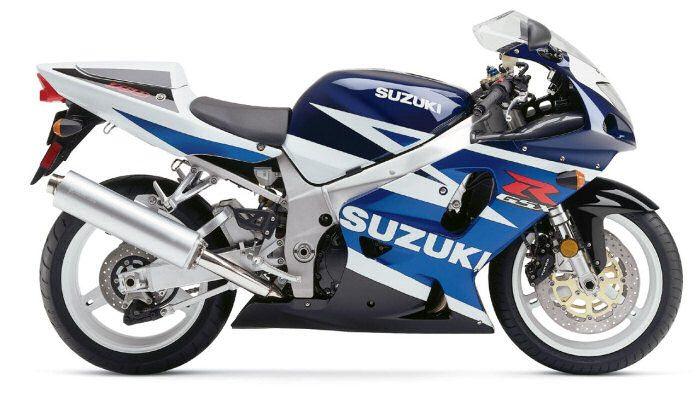 Suzuki 750 GSX-R 2003 - 5
