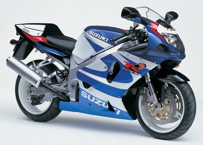 Suzuki 750 GSX-R 2003 - 8