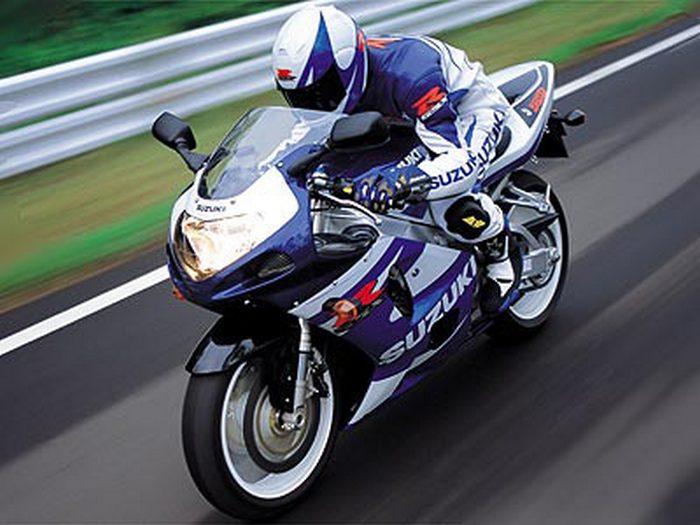 Suzuki 750 GSX-R 2003 - 2