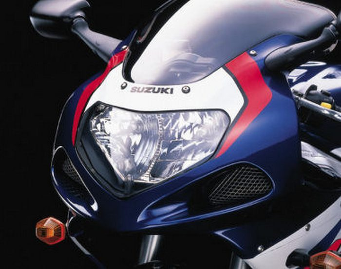 Suzuki 750 GSX-R 2003 - 9