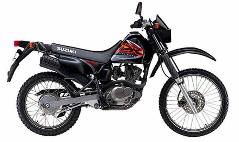 Suzuki DR 125 SE 2003 - 1