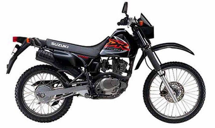 Suzuki DR 125 SE 2003 - 2