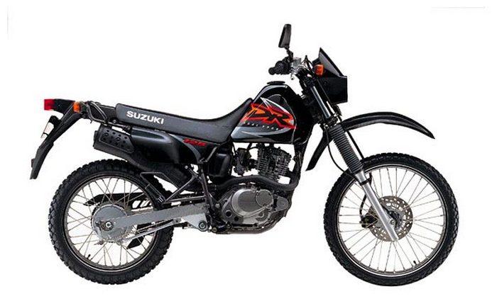 Suzuki DR 125 SE 2003 - 3