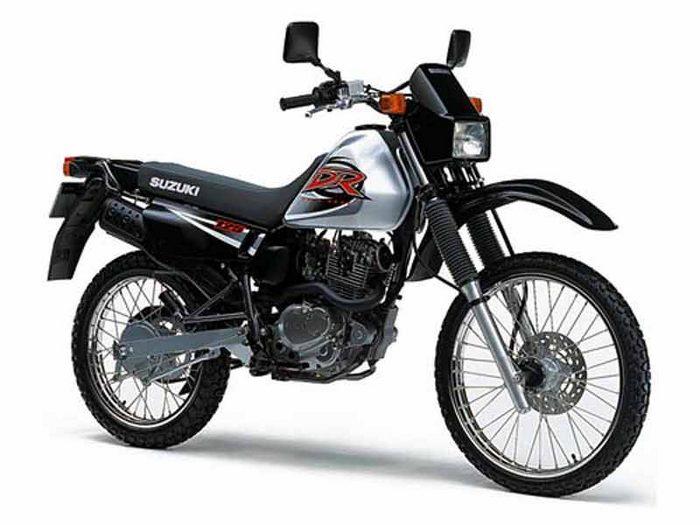 Suzuki DR 125 SE 2003 - 7